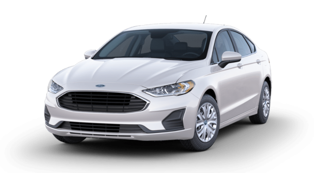 New 2020 Ford Fusion S Sedan Pottstown